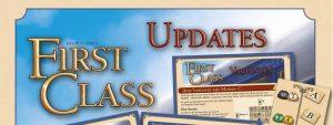 Brettspiel First Class bekommt Update