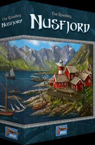 Packshot von Nusfjord von Lookout Spiele