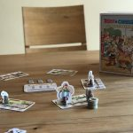 Spielmaterial von Asterix & Obelix - Mission Zaubertrank erschienen bei Pegasus Spiele
