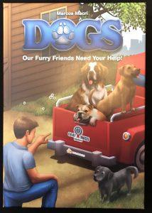 Packung von Dogs von Gray Maß Games