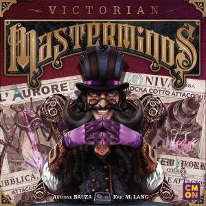 Victorian Masterminds von Antoine Bauza und Eric M. Lang erscheint bei CMON