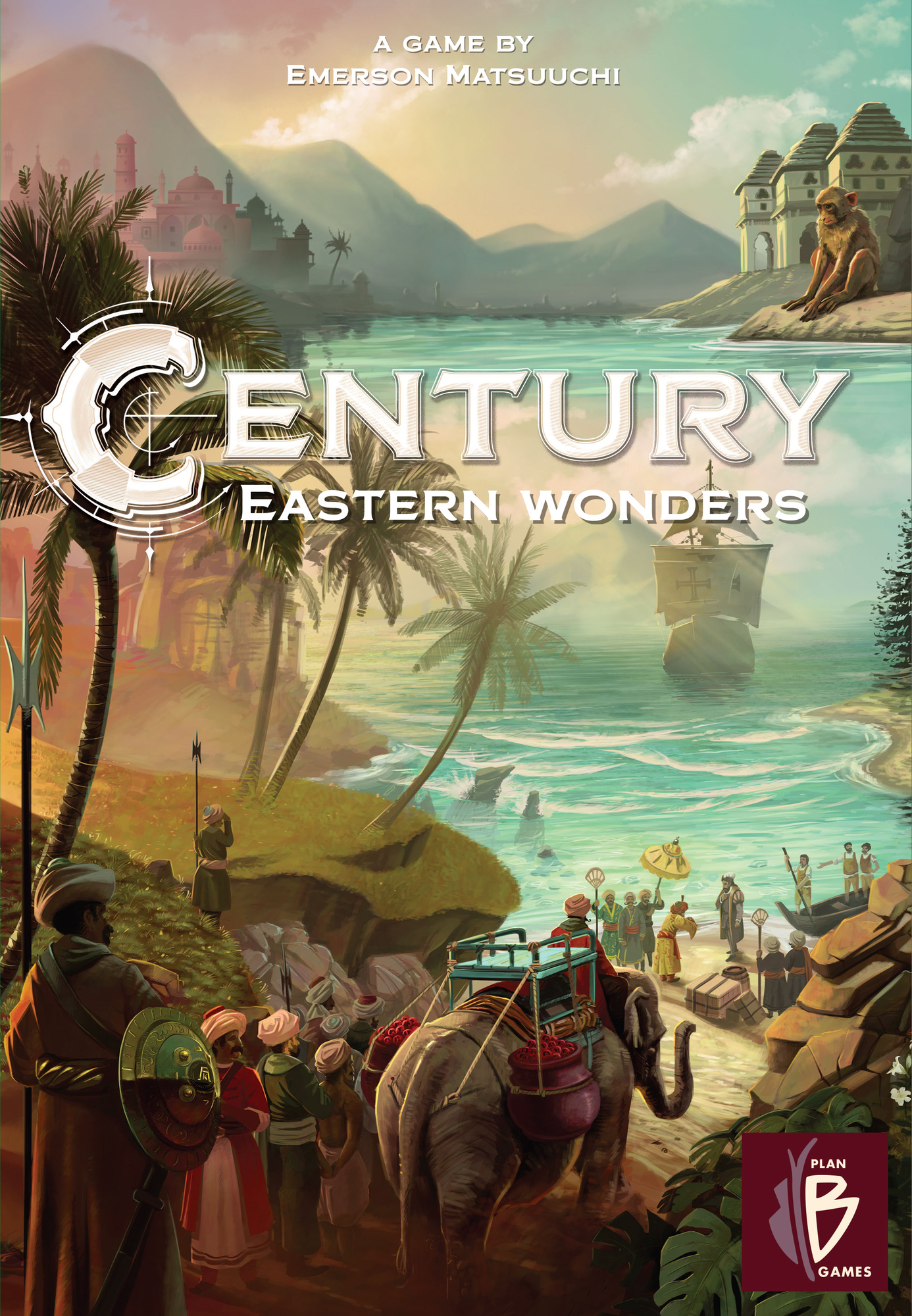 Century Eastern Wonders von Plan B Games