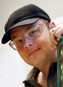 Spieleautor Michael Schacht lebt in Frankfurt/Main