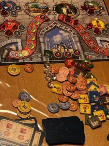 Material von Istanbul - Das Würfelspiel