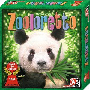 Zooloretto Spiel des Jahres 2007