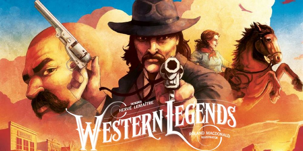Western Legends von Kolossal Games