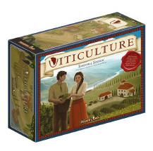 Schachtel von Viticulture von Feuerland und Stonemaier Games