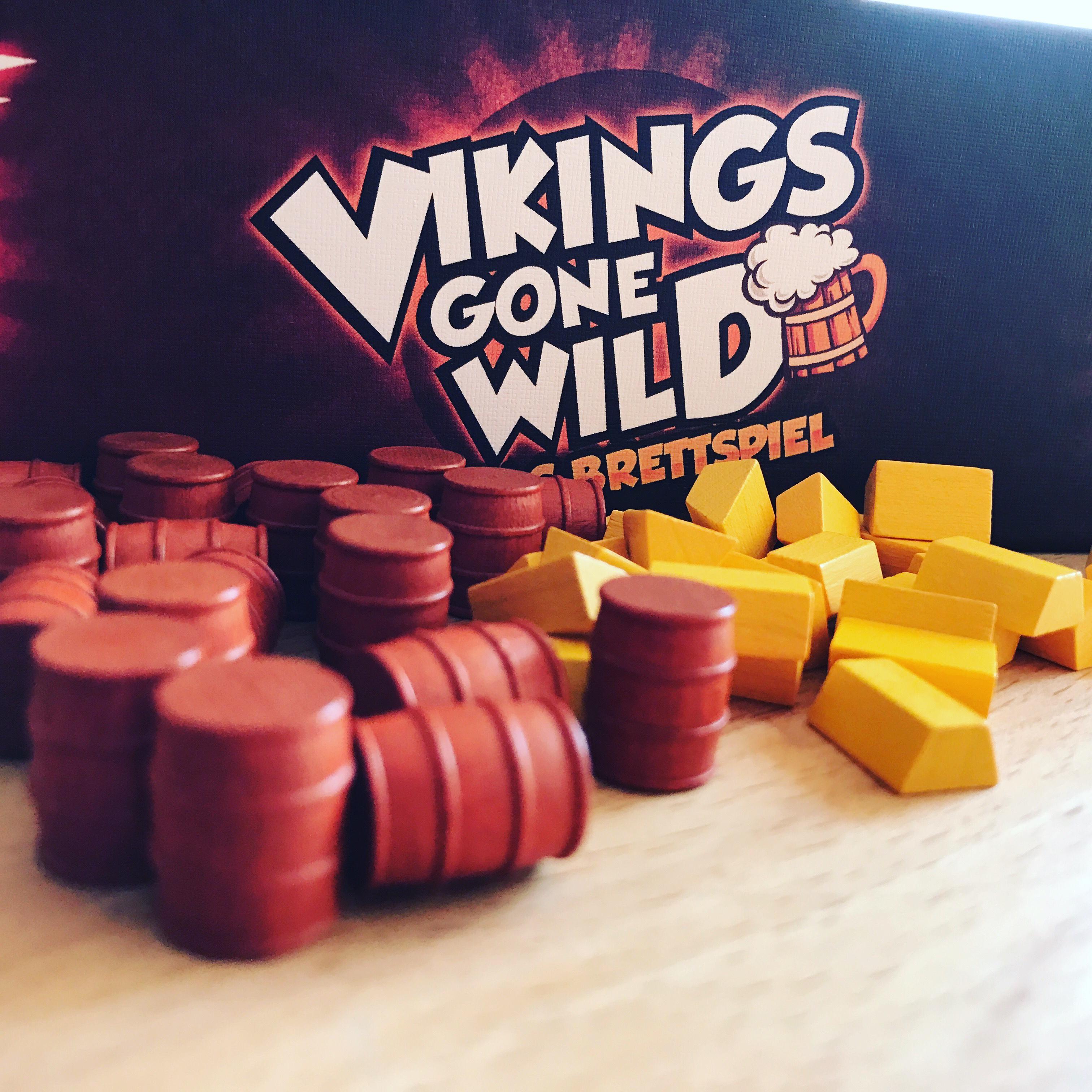 Bier und Gold - die beiden Währungen von Vikings Gone Wild