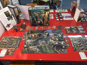 Outlive Pegasus Spiele