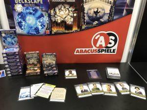 Deckscape Reihe bei Abacus