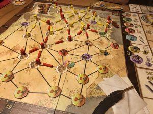 Pioneers Queen Games