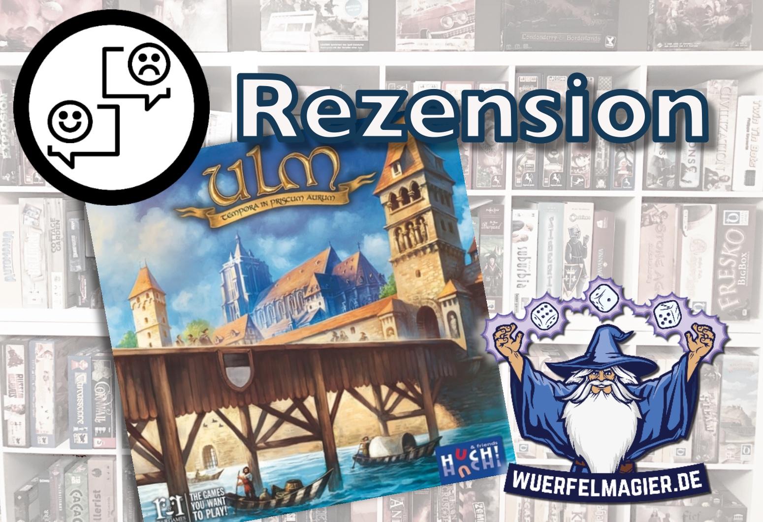 Rezension Ulm Huch! Würfelmagier
