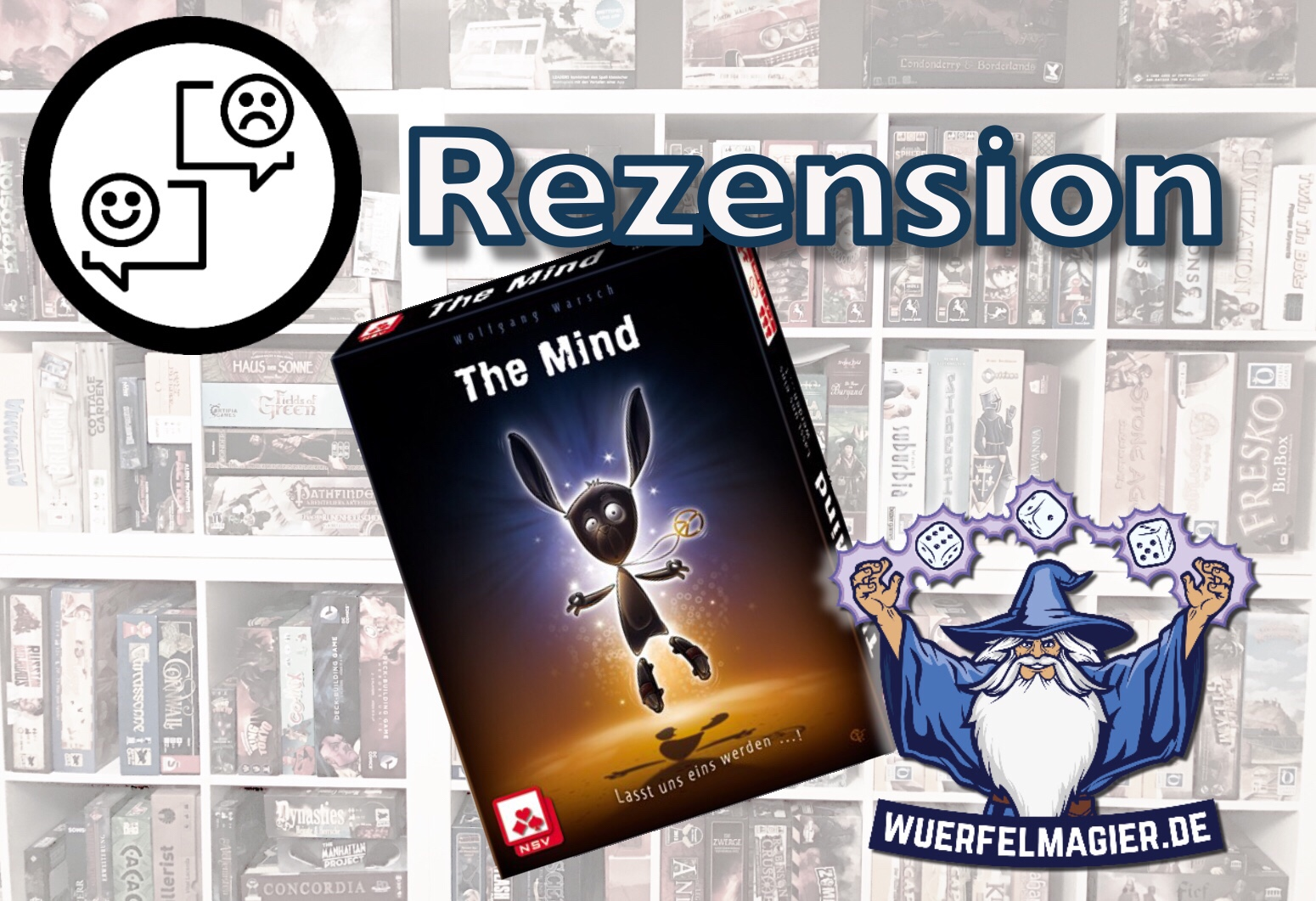 The Mind Rezension Würfelmagier Wuerfelmagier