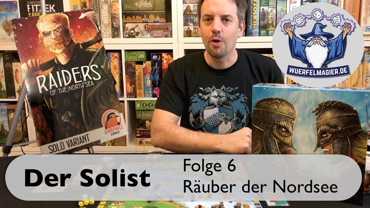 Der Solist Räuber der Nordsee Raiders of the Northsea