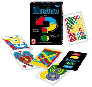 Rezension illusion nsv Nürnberger Spielkarten Verlag Wolfgang Warsch