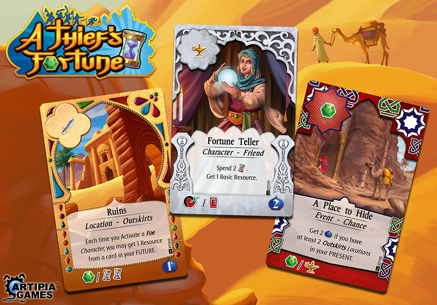 News Crowdfunding Artipia Games A Thief's Fortune
