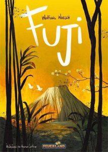 Fuji Wolfgang Warsch Feuerland Spiele Wuerfelmagier Würfelmagier