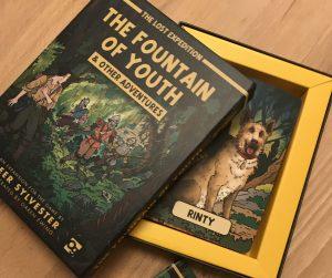 Fountain of Youth osprey Games Rezenmsion review First Look Wuerfelmagier Würfelmagier