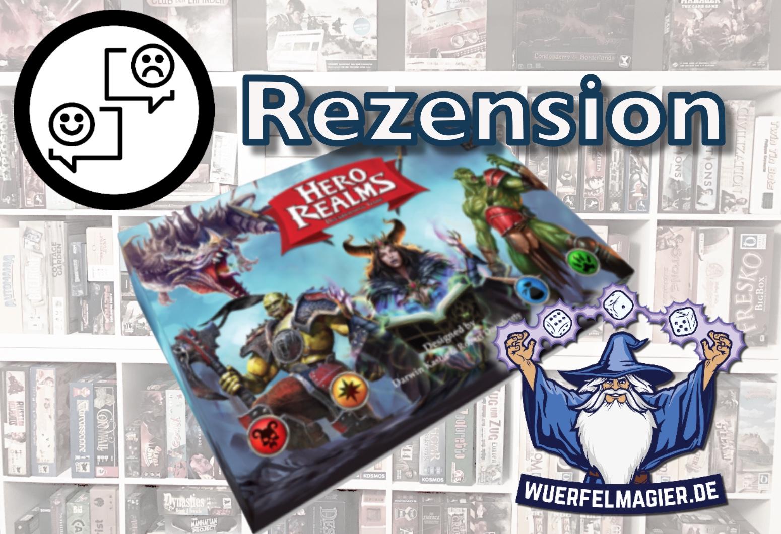 Rezension Hero Realms Wuerfelmagier Würfelmagier
