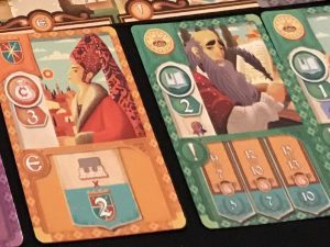 Coimbra Pegasus Spiele eggert Spiele Rezension Wuerfelmagier Würfelmagier