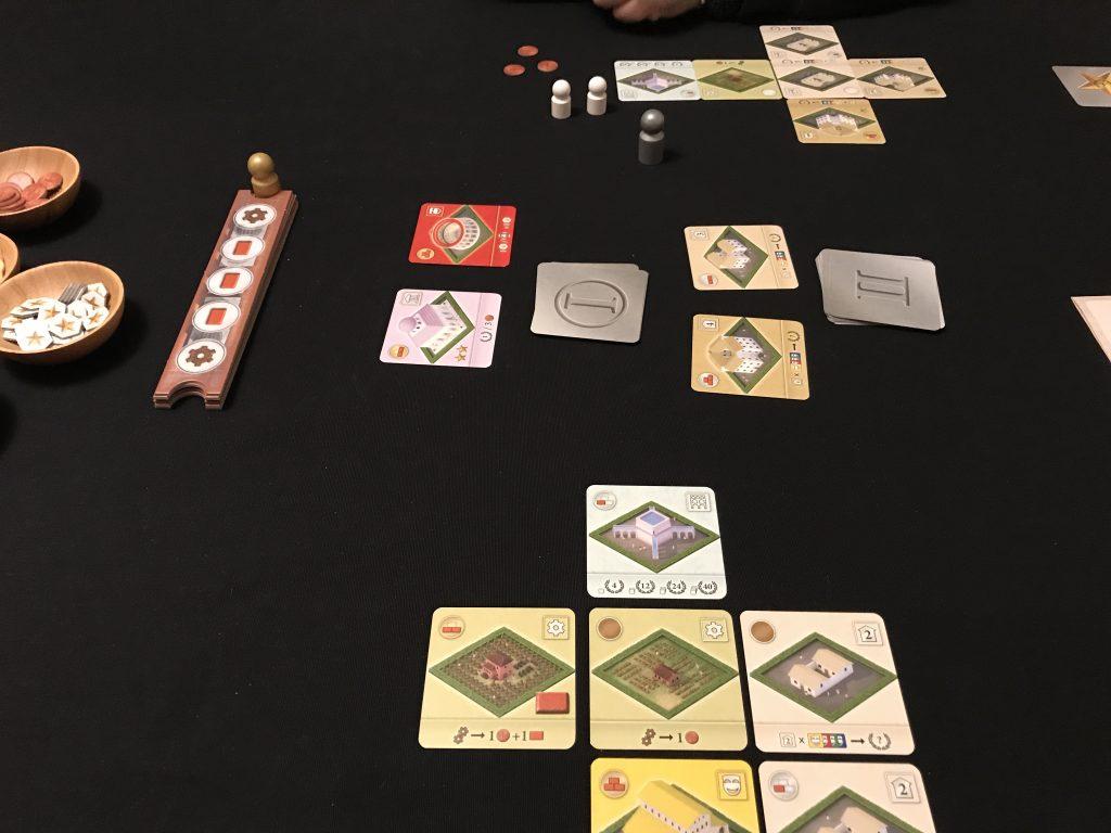 Rezension Wuerfelmagier Würfelmagier City of Rome Abacus Spiele