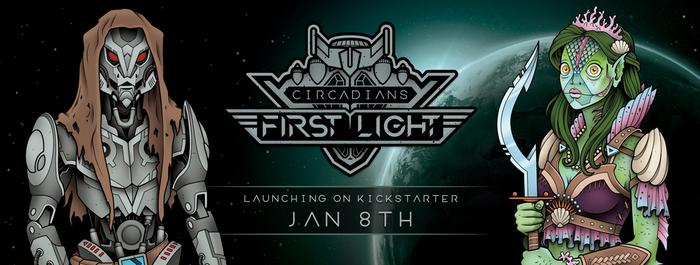 Circadians First Light Garphill Games Schwerkraft-Verlag Würfelmagier Wuerfelmagier