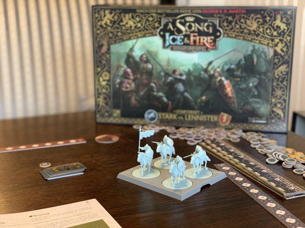 Song of Ice and Fire Miniaturen Spiel Wuerfelamgier Würfelmagier Rezension Spielgefühl
