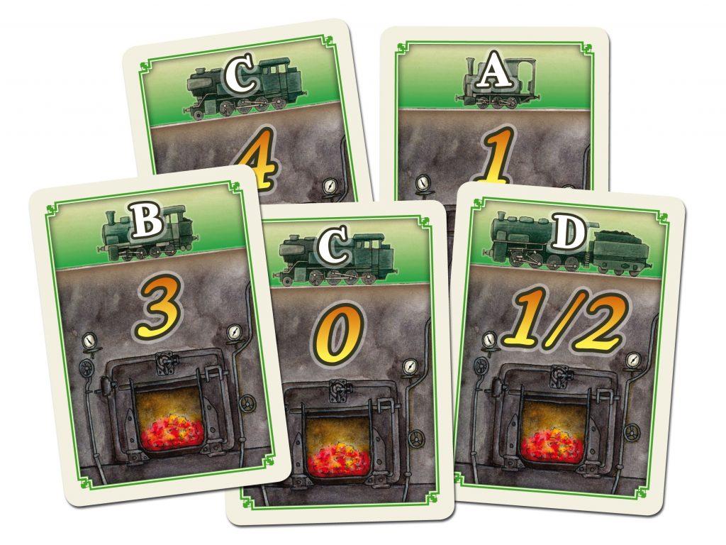 News Crowdfunding Kickstarter Cargo Express Compass Games Planungskarten