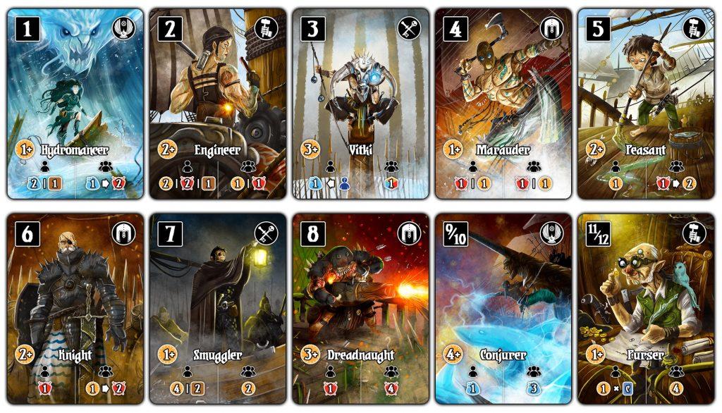 Valeria Card Kingdom Erweiterung Crimson Sea