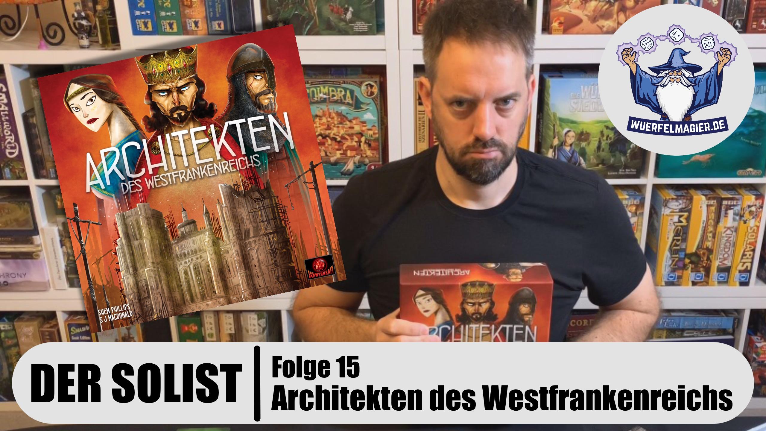 Der Solist Wuerfelmagier Würfelmagier Architeckten des Westfrankenreichs