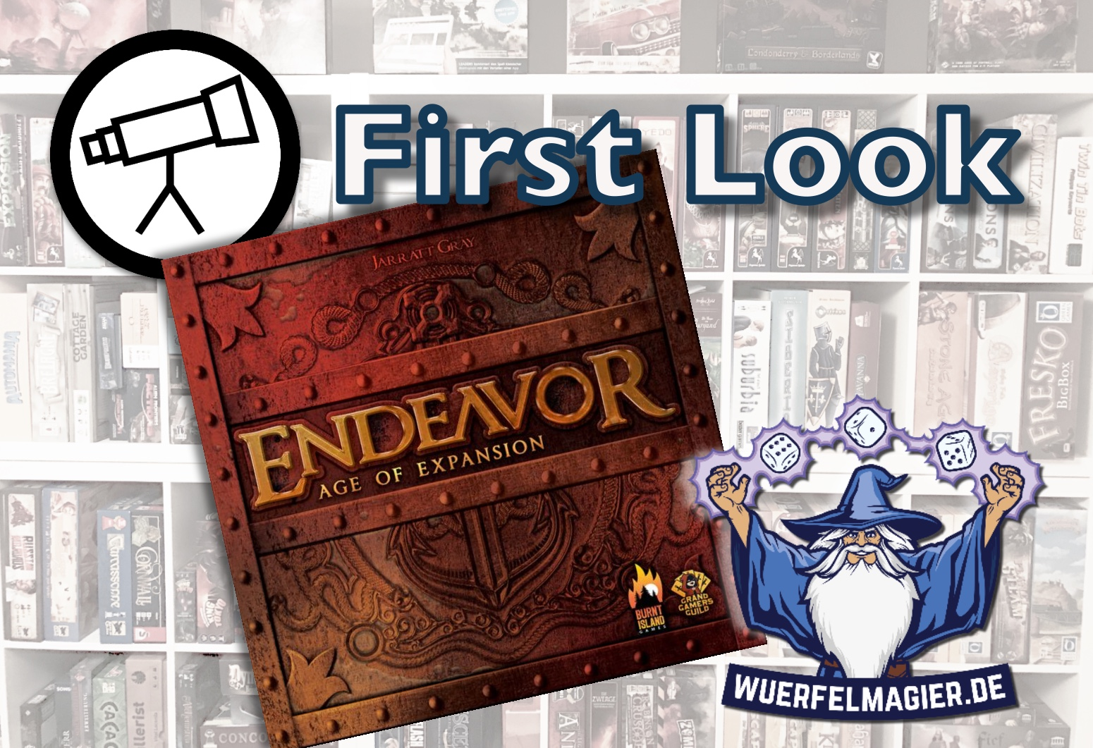 endeavor Age of Expansion First Look Review