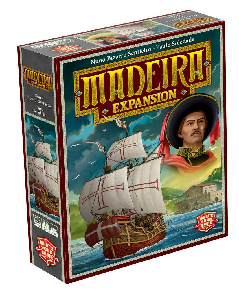 Box Design Madeira Expansion