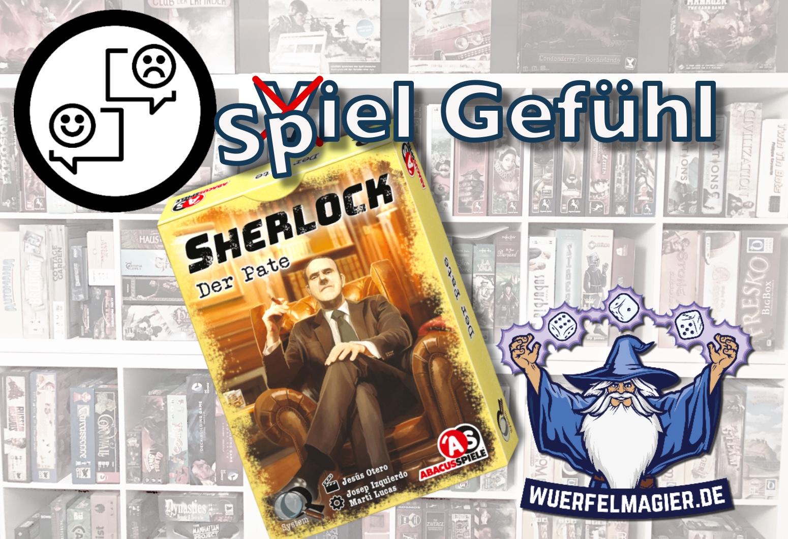 Spiel Gefühl Rezension Sherlock Der Pate