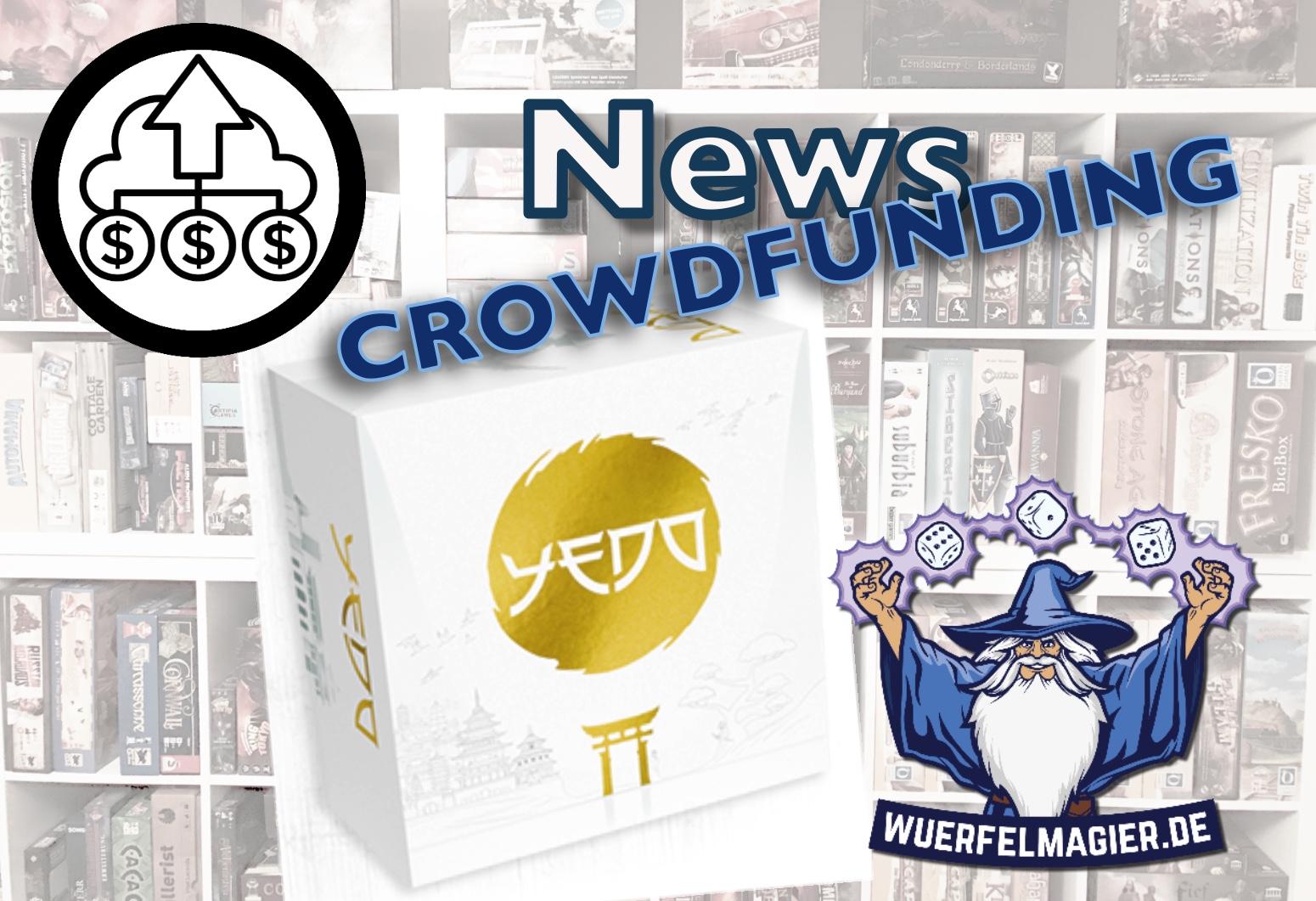 Yedo Deluxe Master Set News Banner