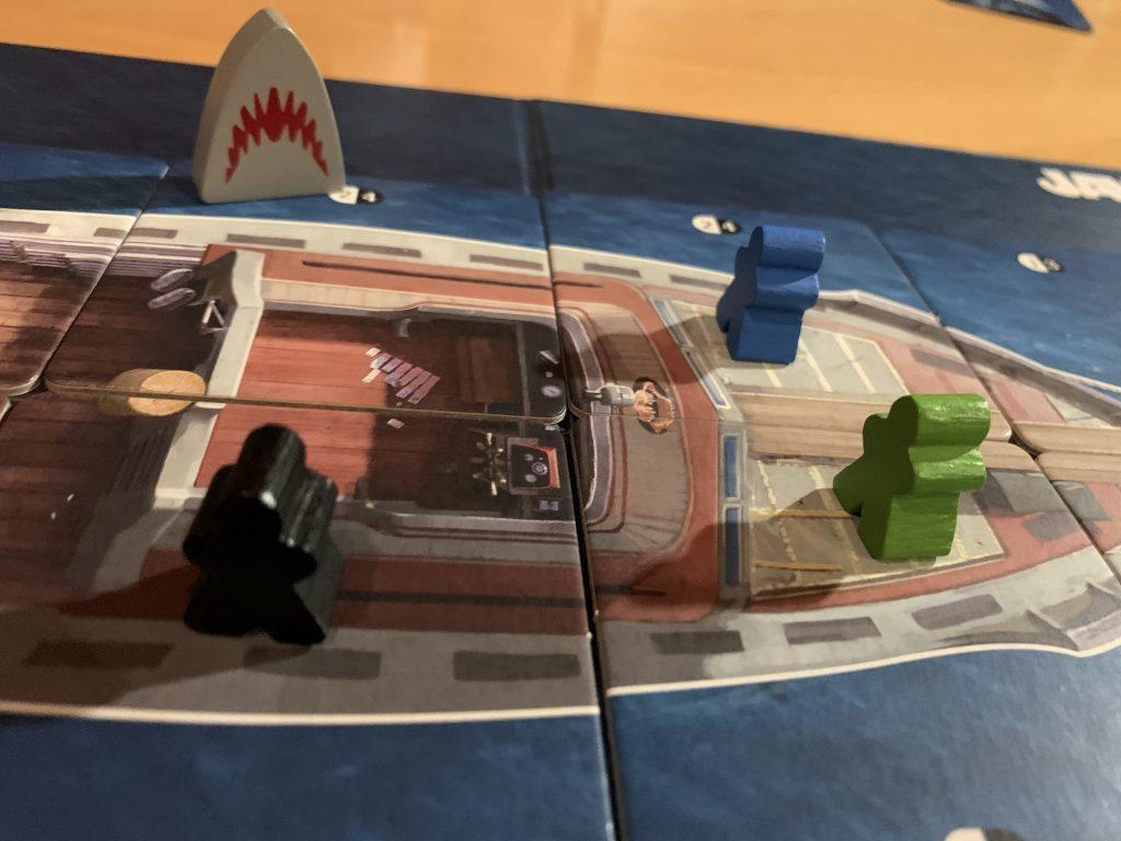Jaws zweiter Teil des Spiels