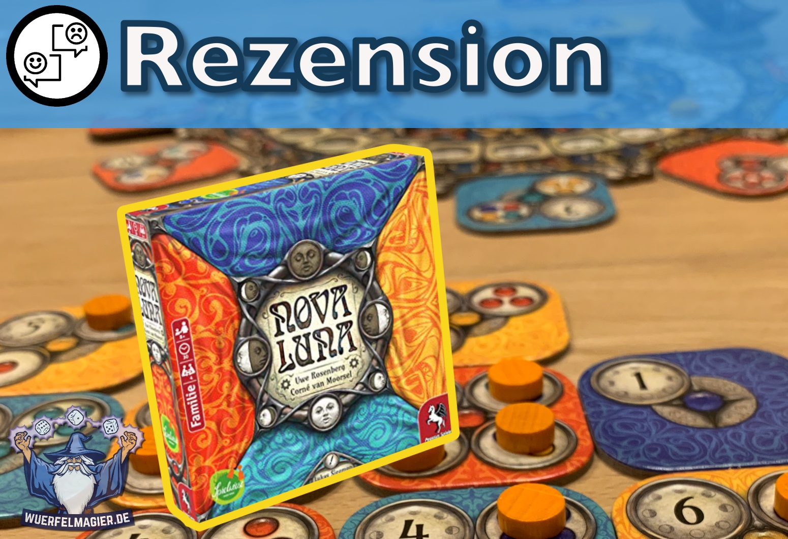 Nova Luna Ediution Spielwiese Rezension
