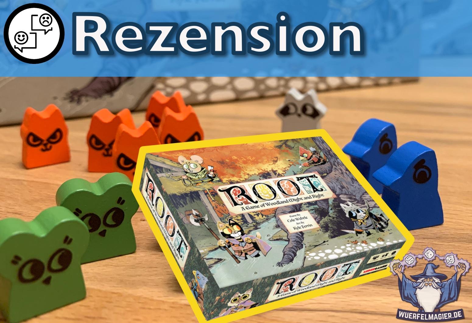 Coverbild Rezension Root